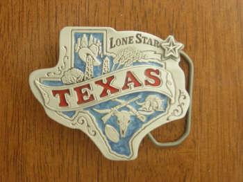 Lone Star Texas Belt Buckle In Belt Buckles Stxop