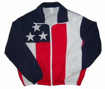 Adult American Flag Jacket