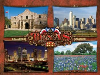 2013 TEXAS Engagement Calendar