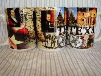 15 Oz Mug History Of Texas In Cups Amp Mugs Stxop