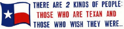 There are 2 kinds of people Bumper Sticker