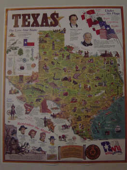 Poster Texas History In Posters Stxop