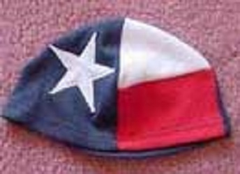 Texas Flag Baby Hat