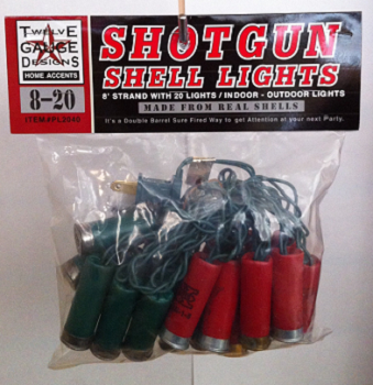 SHOTGUN SHELL LIGHTS