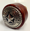 Wooden Texas Wine Bottle Stopper